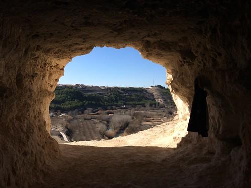 Cueva del Moro , Valdeganga.