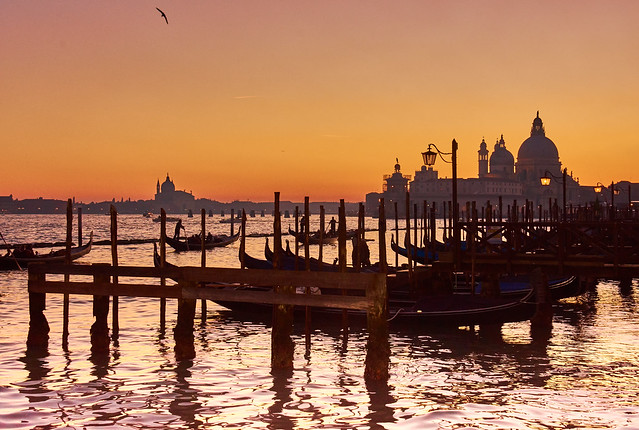 Evening mood - Venice