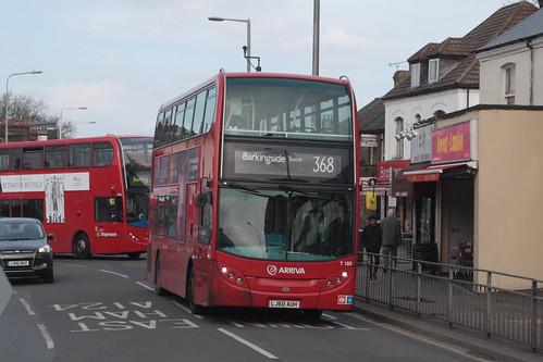 Arriva London T180 LJ60AUH
