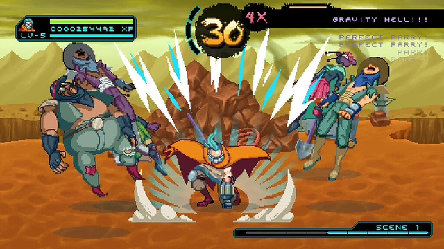 Way of the Passive Fist - Power Punch