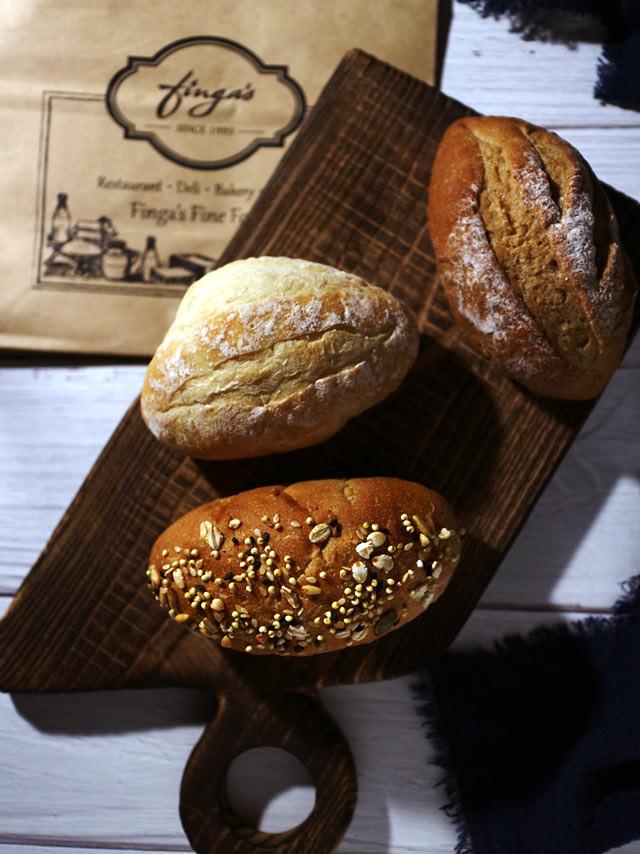 風格餐廳 麵包 fingas-bread (3)