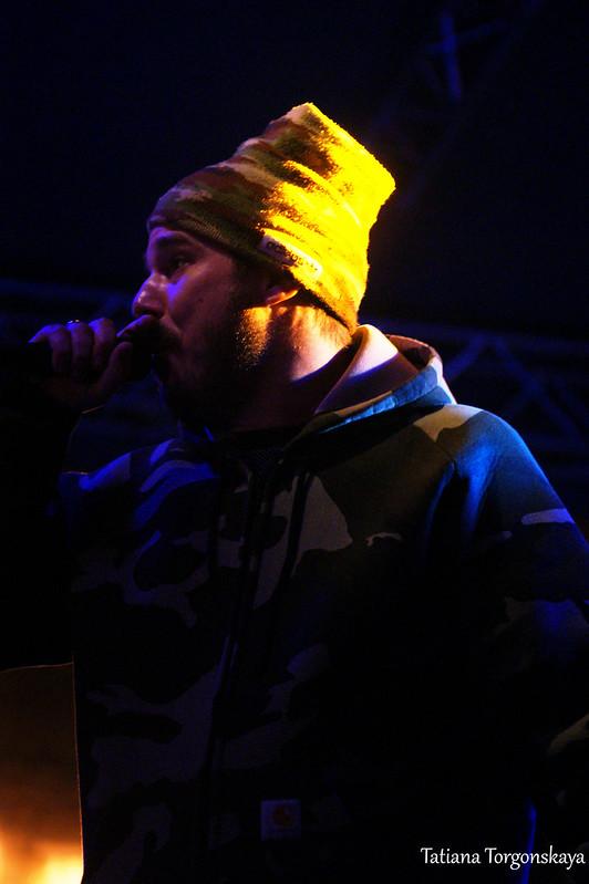 Марио Джорджевич на концерте Зимнего карнавала