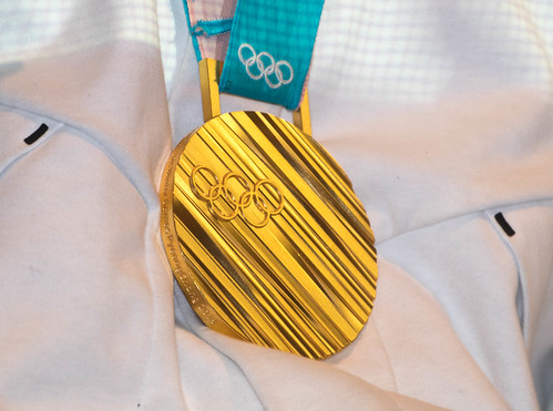 Olympic Gold!