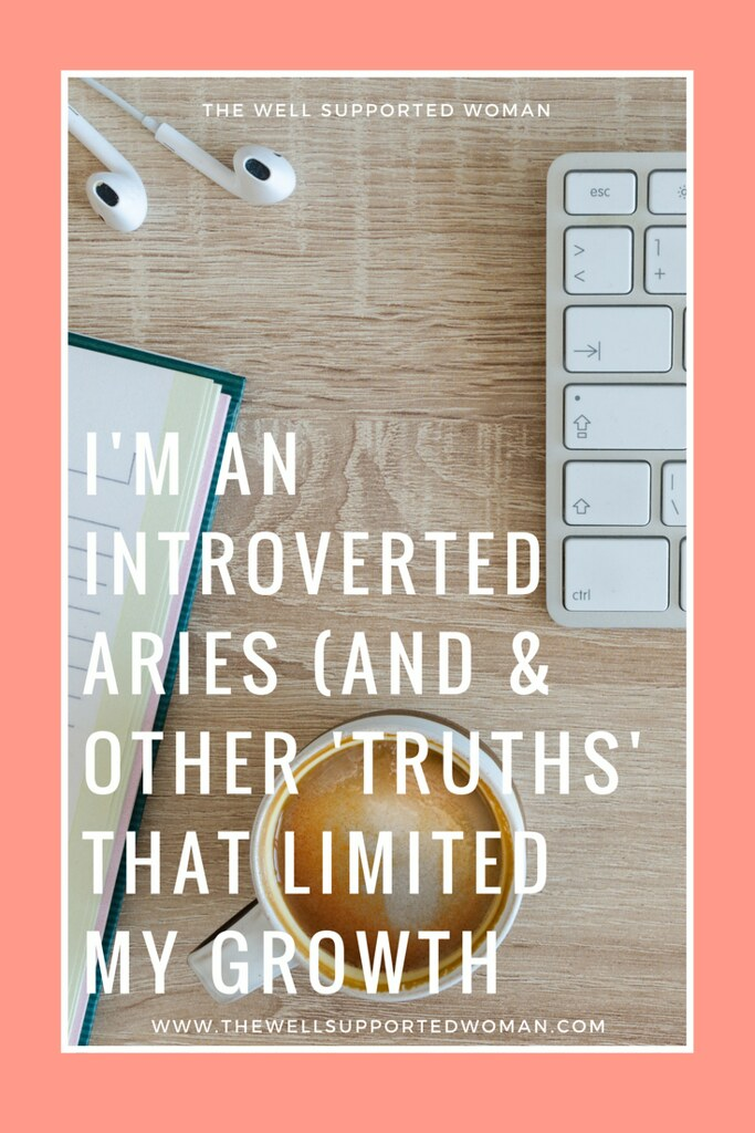 Personality tests can be fun, but they also create limiting beliefs when we accept them as truth - instead, we need to learn to define and celebrate ourselves, for ourselves. Read more on The Well Supported Woman's blog!