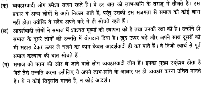 Chapter Wise Important Questions CBSE Class 10 Hindi B - पतझर में टूटी पत्तियाँ 17a