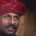Rajasthani folk singer