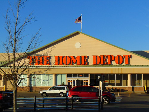 Home Depot (Coventry, Rhode Island)