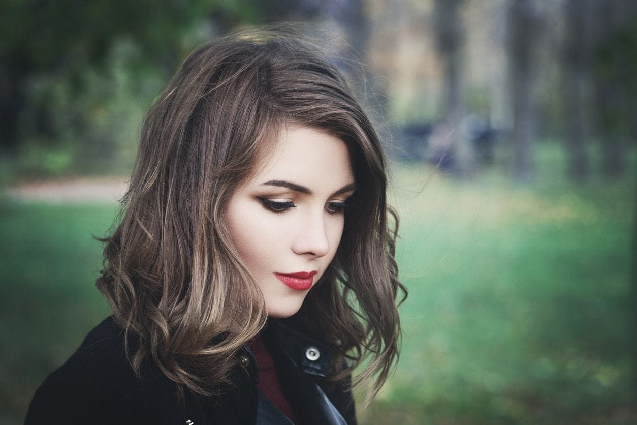 20+Top Bob Feathered Hairstyles-Today Styles 2018 7