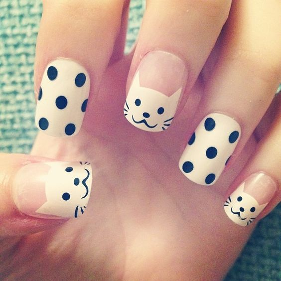 Easy Nail Art Designs And Ideas 2018-2019 - Nails C