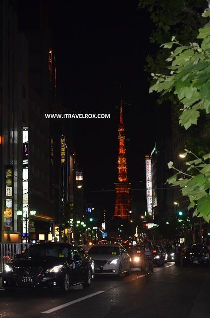 Japan: Tokyo 2015
