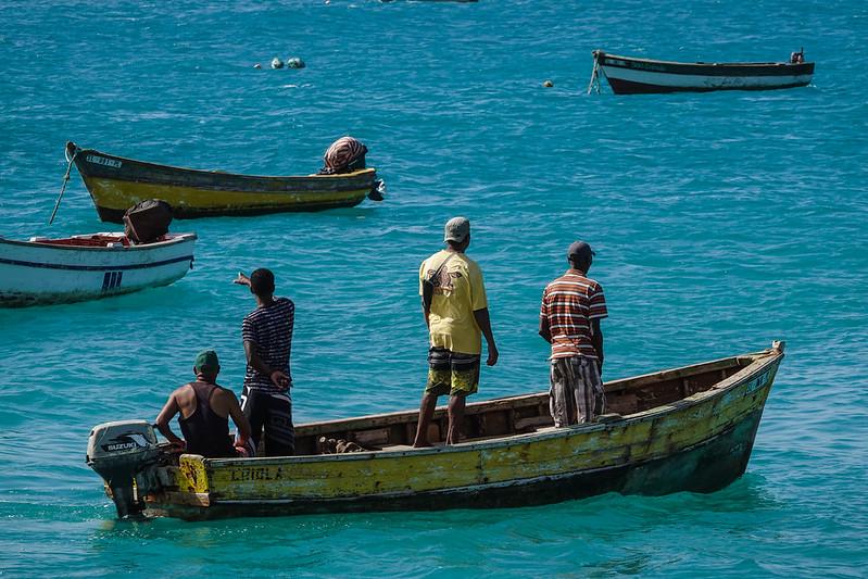 Santa Maria fishermen