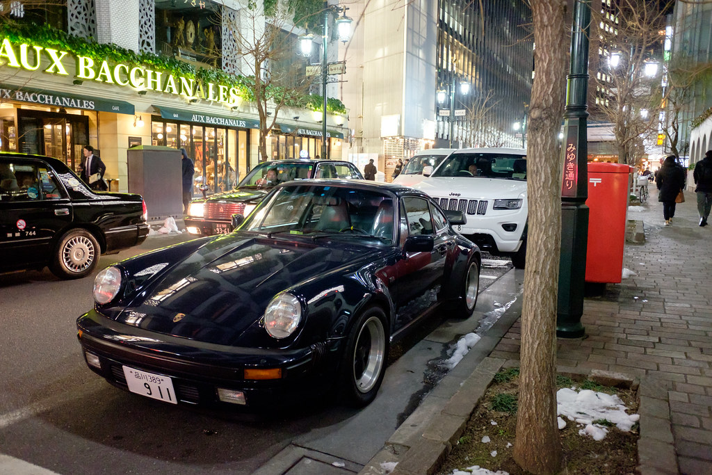 Porsche 911(964) 2018/01/25 X7000183