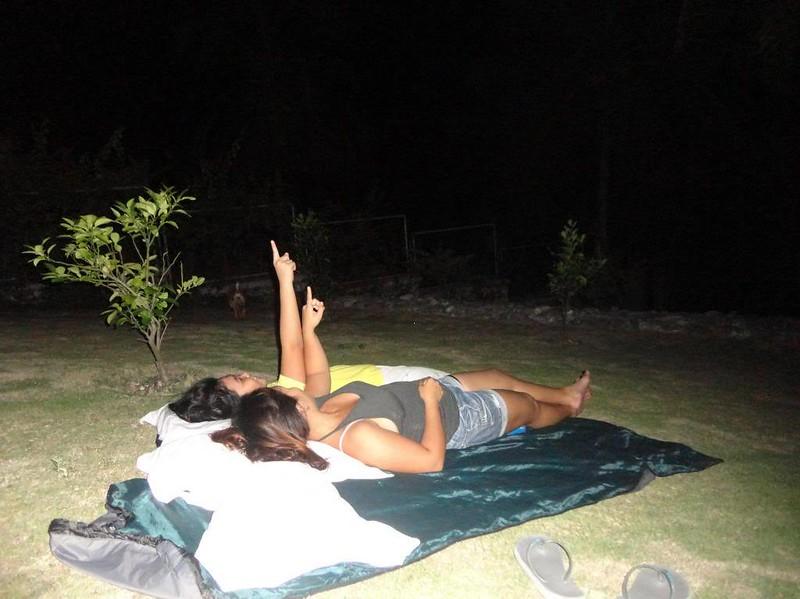Terra Manna camping