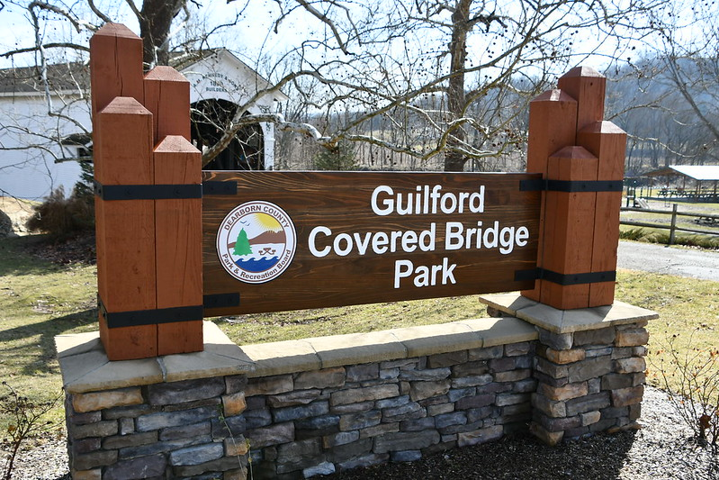 Guilford Covered Bridge, Guilford, IN