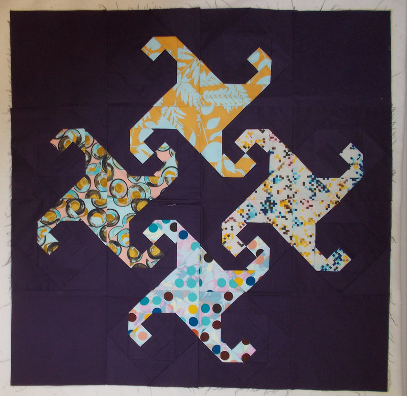 Other Challenge Quilt by Sandi Walton at Piecemeal Quilts