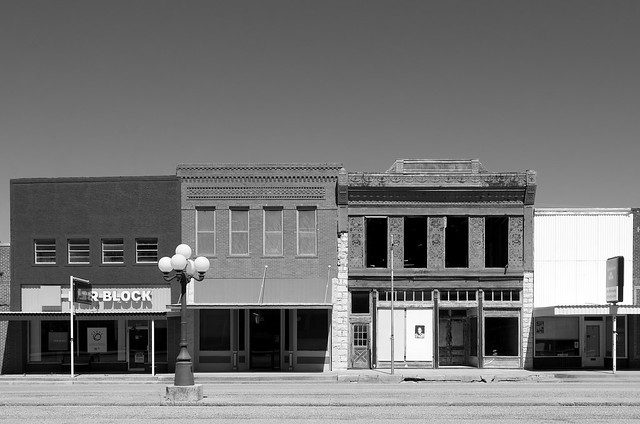 Downtown Coleman