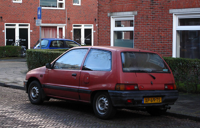 1989 Daihatsu Charade 1.0 TS