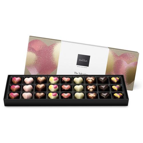 Hotel Chocolat Valentine Sleekster