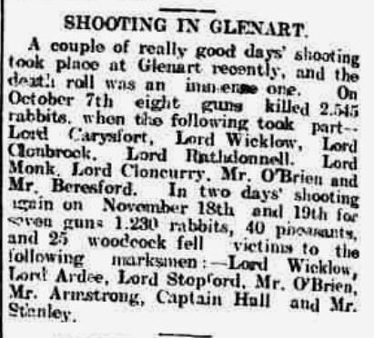 Wicklow People - Saturday 28 November 1903