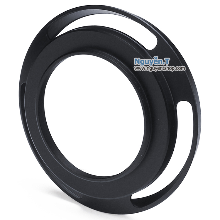 Lens hood - Loa che nắng NHÔM cho ống kính E16-50 Sony A6000 A6300 A6500