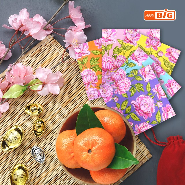 AEON BiG - CNY Ang Bao Packet photo 1_FA