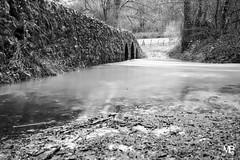le pont roman n&b DxOFP KTX100 LM+35 1005923 - Photo of Courgent