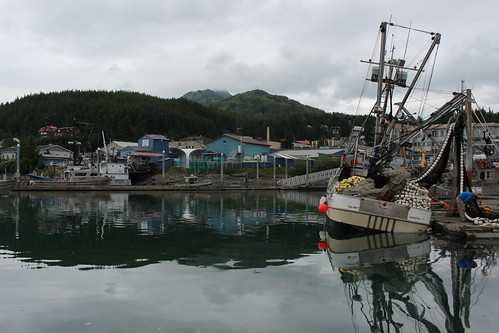 Cordova Harbor
