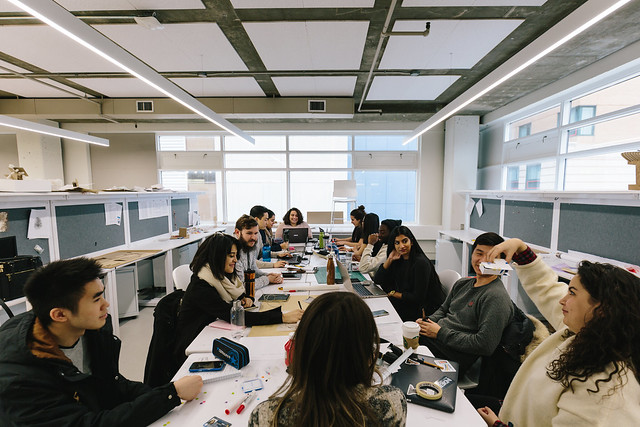 Ryerson DAS Collaborative Exercise 2018: DWELL: Student Housing as Campus Renewal
