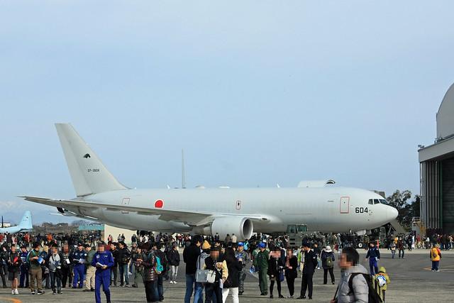 KC-767 87-3604 第1輸送航空隊 第404飛行隊 IMG_2903_2