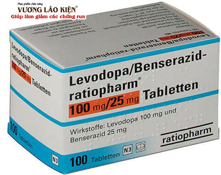 Levodopa là thuốc không thể thay thế trong điều trị bệnh Parkinson