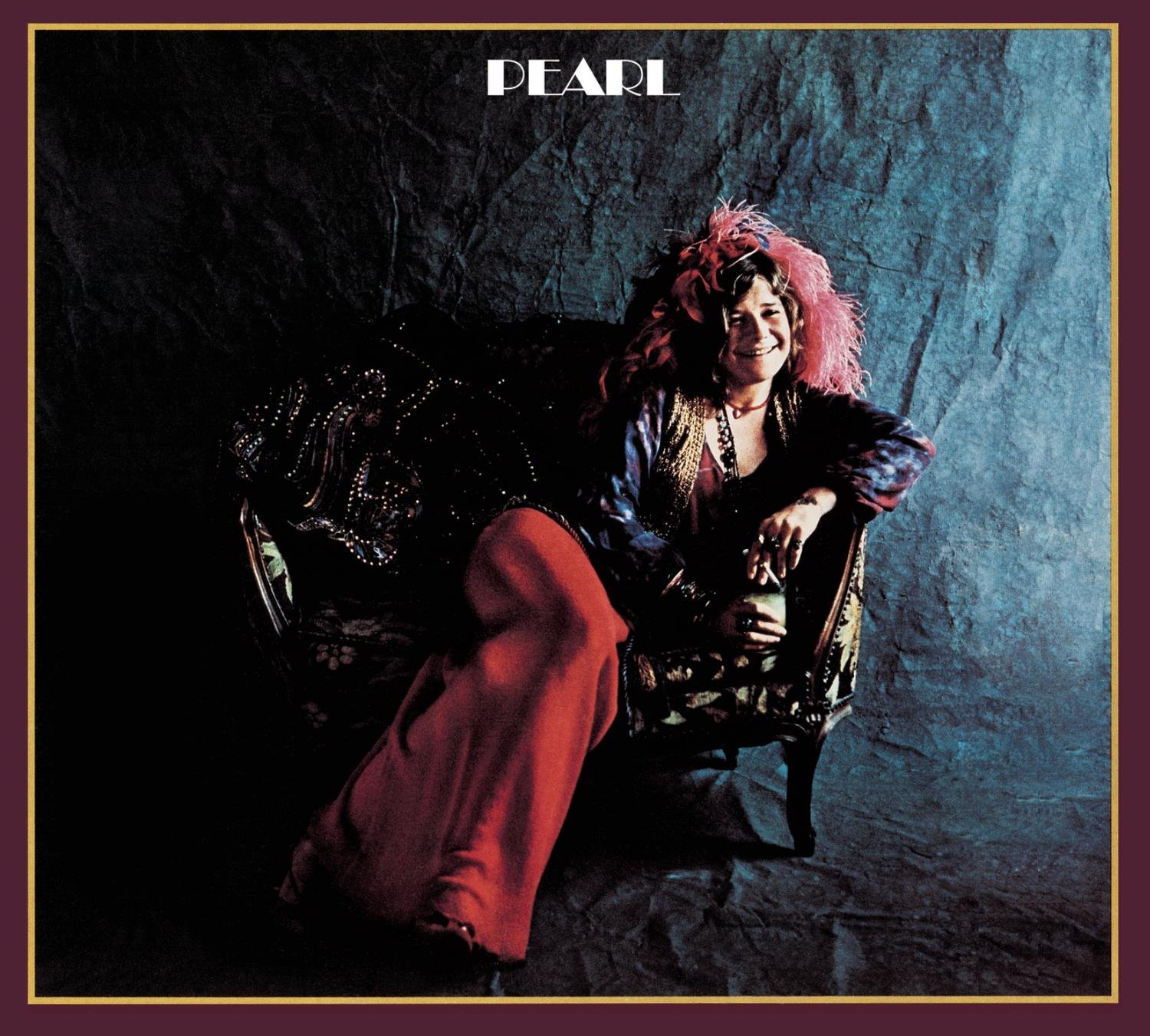'Pearl' is the second and final solo studio album by Janis Joplin, released posthumously by Columbia Records on January 11, 1971. It was the final album with her direct participation, and the only Joplin album recorded with the Full Tilt Boogie Band, her final touring unit. It peaked at number one on the Billboard 200, holding that spot for nine weeks. It has been certified quadruple platinum by the RIAA.