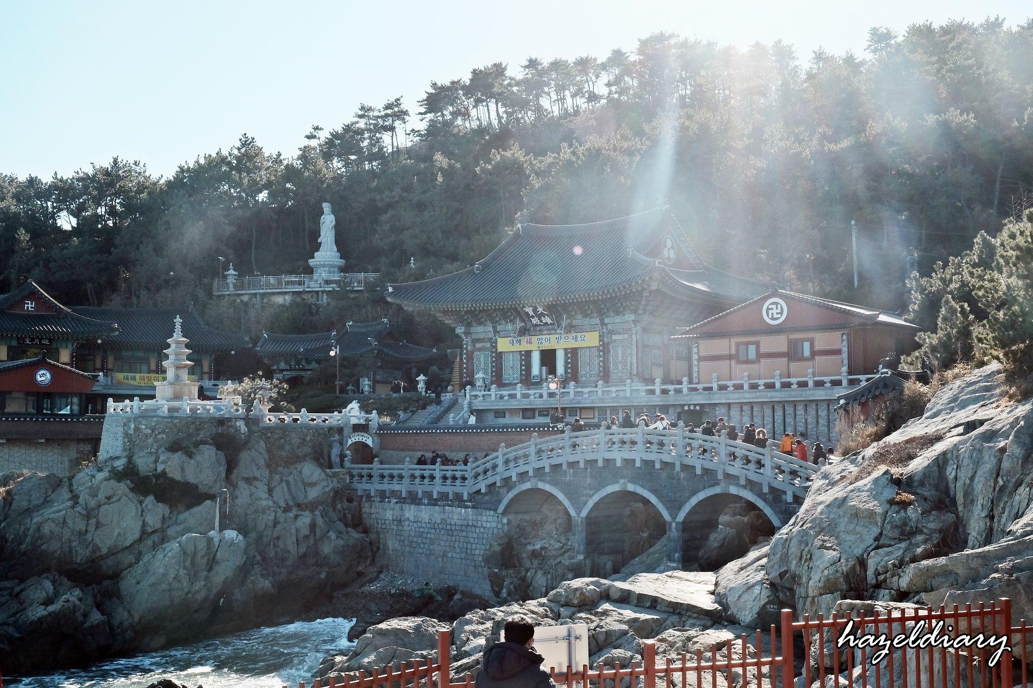 Haedong Yonggunsa Busan
