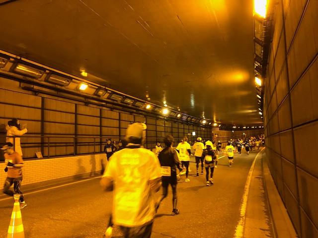 新宿シティハーフマラソン2018