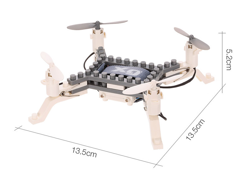 XG171 DIY Building Block Drone (10)