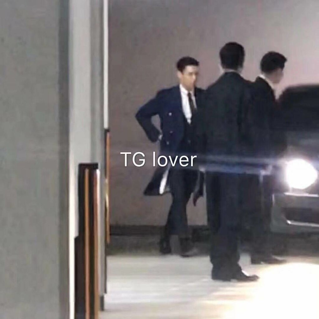 BIGBANG via TOP_oftheTOP - 2018-02-04  (details see below)