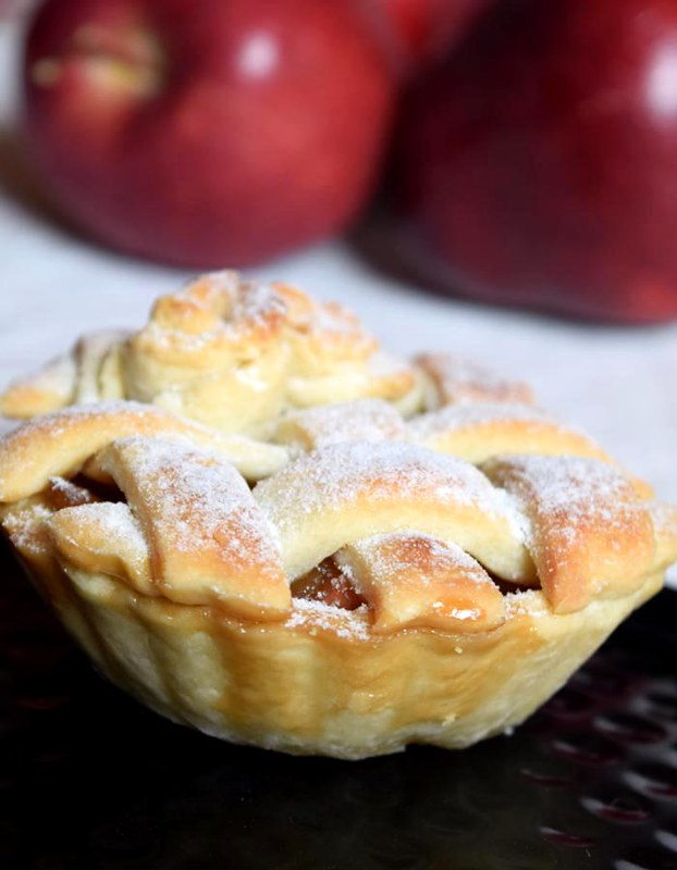 Homemade Sweet Apple Pie Recipe