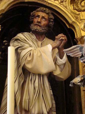 Pontíficia y Real Hermandad de San Pedro Apóstol, Santo Cristo de las Penas y María Santísima de los Dolores. Vulgo