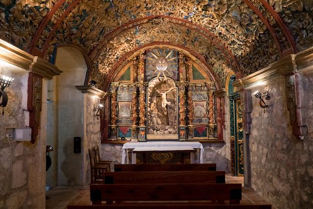 Presentación VIII Centenario Santo Domingo Segovia