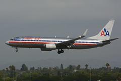 N918AN Boeing B737-823 KLAX 28-09-15