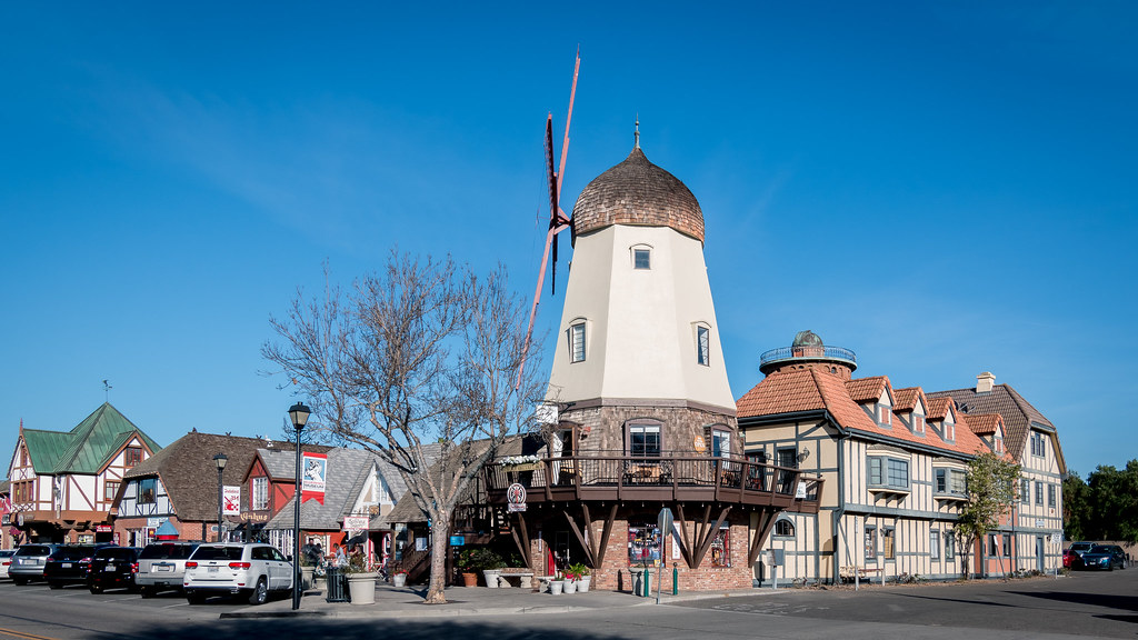 Solvang - Californie - [USA]