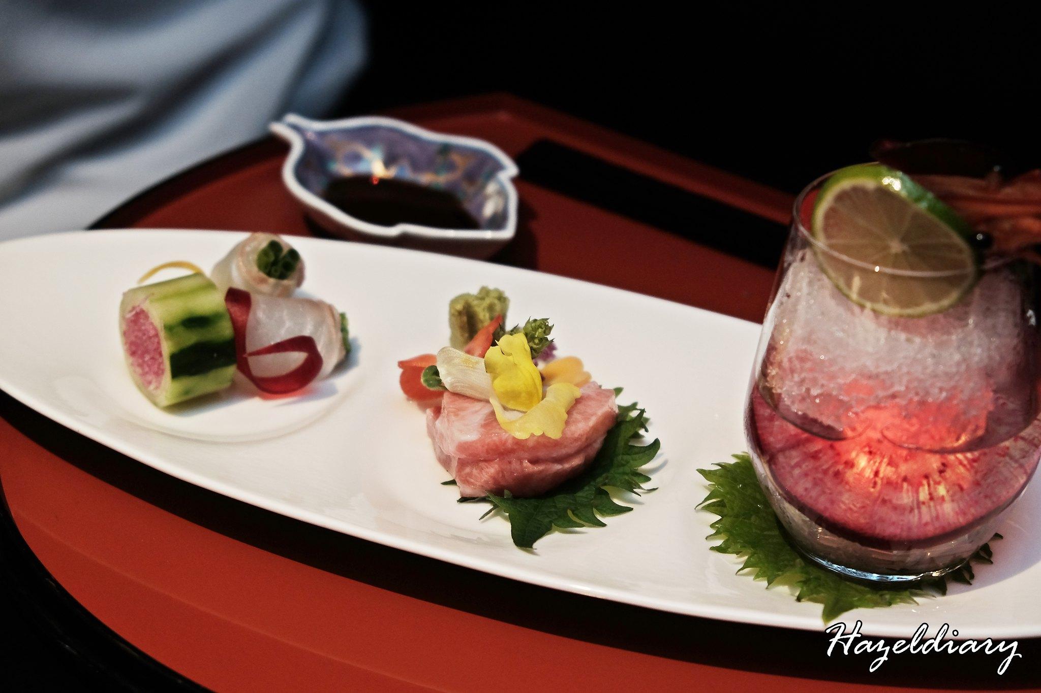 Shima Japanese Kaiseki Restaurant-Sashimi-2