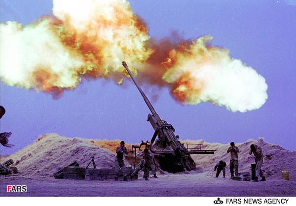 170mm-M1978-Koksan-iran-war-against-iraq-inlj-1