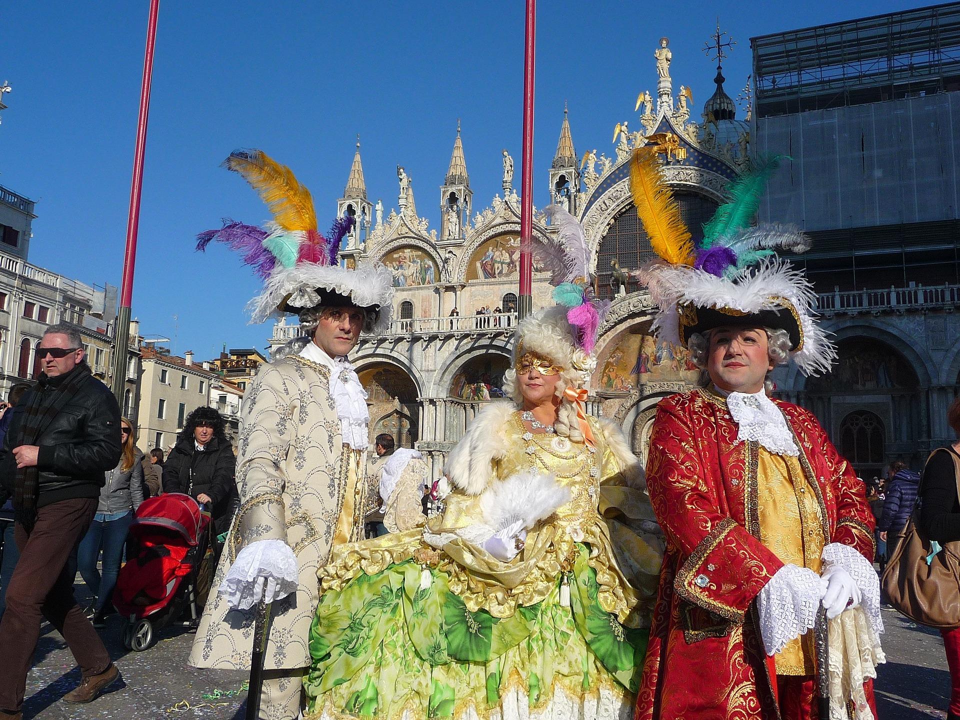 Carnaval de Venecia, Italia carnaval de venecia - 39469480405 03dd3bde5a o - Carnaval de Venecia : la historia y elegancia toman la calle