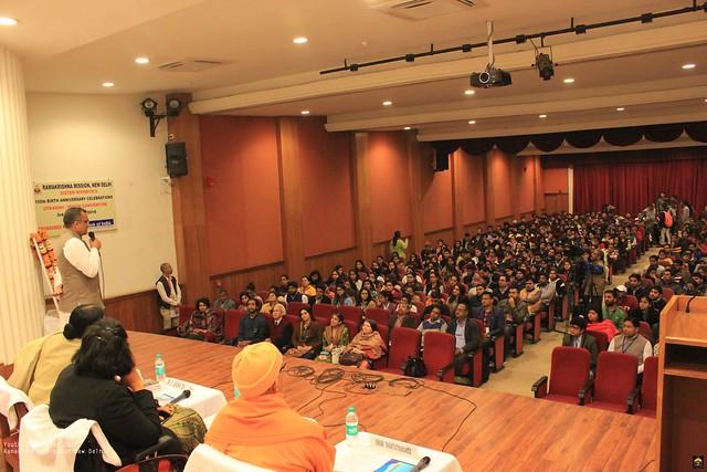 Youth Convention-Utkarsh – Feb-2018 - Ramakrishna Mission ...