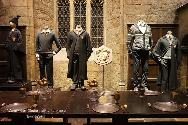 The Making of Harry Potter Studio Tour London 09
