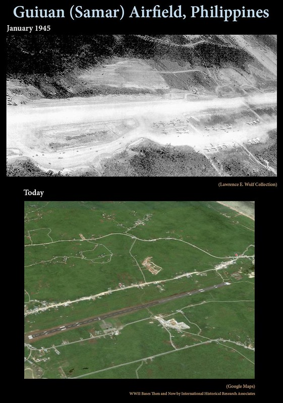 Guiuan Then and Now