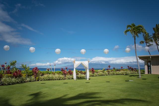 Royal Lahaina Resort Weddings