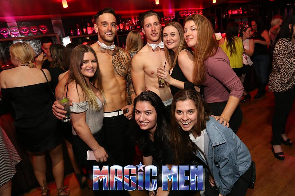 Best Male Strip Clubs, Corporate Events Melbourne
