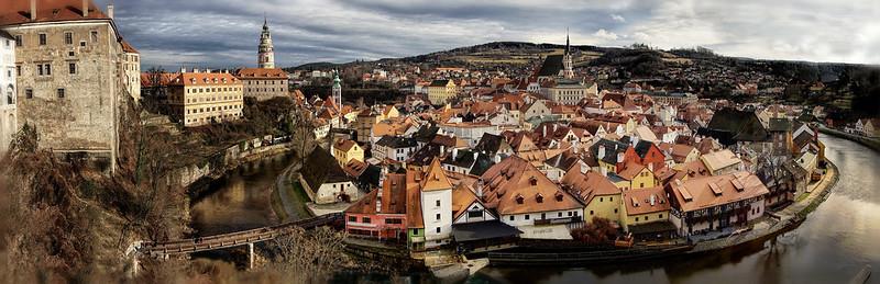 Krumlov, Czechia