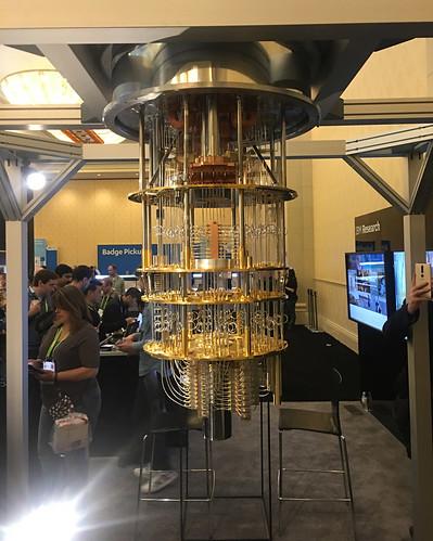 IBM Quantum Computer (1605)